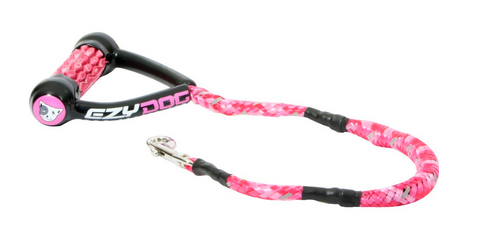 EzyDog Cujo leash pink