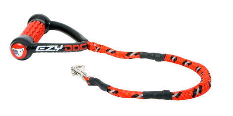 EzyDog Cujo leash orange
