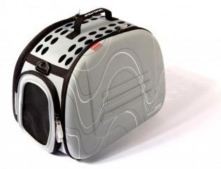EzyDog Transporter dog crate
