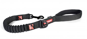 EzyDog Zero Shock leash close-up