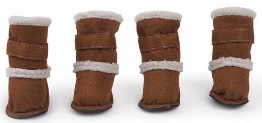 Cute dog boots