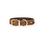 EzyDog Oxford Leather Collar